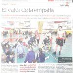 23-11-2017-Diario Córdoba- El Valor de la Empatía